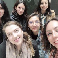 Alumnas de Asesoría de imagen integral visitan el Museo Internacional del Barroco